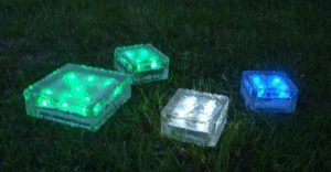 Durham Solar LED Paver Lighting